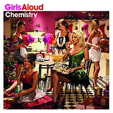 Обложка альбома Girls Aloud «Chemistry LTD Edition with bonus disc» (2005)