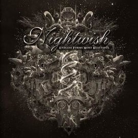 Обложка альбома Nightwish «Endless Forms Most Beautiful» (2015)