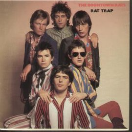 Обложка сингла The Boomtown Rats «Rat Trap» ((1978))