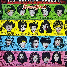 Rolling stones-some girls photos 83