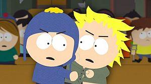 Gay Fish (Гей Рыба) из South Park