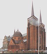 Роскильде. Собор и мавзолей.jpg