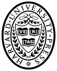 Harvard University Press logo.png