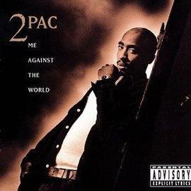 Обложка альбома 2Pac «Me Against the World» (1995)