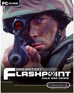 Обложка для Operation Flashpoint: Cold War Crisis