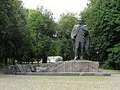 Pomnik Janku Kupału, Miensk.jpg