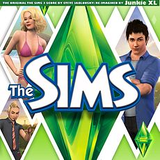 Обложка альбома  «The Sims 3» (2010)