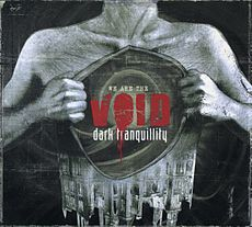 Обложка альбома Dark Tranquillity «We Are The Void» (2010)