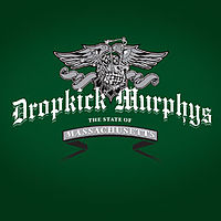 Обложка сингла «The State of Massachusetts» (Dropkick Murphys, 2008)