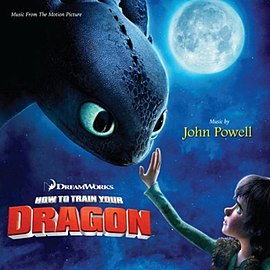 Обложка альбома «Soundtracks for How to Train Your Dragon» (2010)
