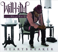 Обложка сингла «Heartbreaker» (will.i.am при участии Шерил Коул, )