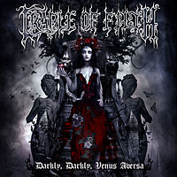 Обложка альбома Cradle of Filth «Darkly, Darkly, Venus Aversa» (2010)