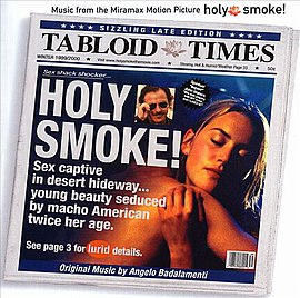 Обложка альбома  «Holy Smoke: Music From The Miramax Motion Picture» ()