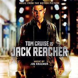 Обложка альбома к Джеку Ричеру «Jack Reacher - Music from the Motion Picture» ()