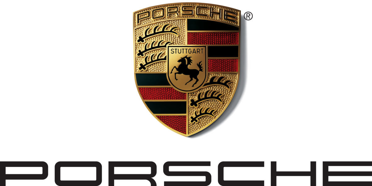 история развития логотипа porsche