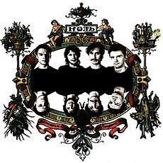 Обложка альбома группы «Ноль» «Песня о безответной любви к Родине» (1991)