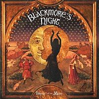 Обложка альбома Blackmore's Night «Dancer and the Moon» (2013)