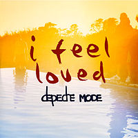 Обложка сингла «I Feel Loved» (Depeche Mode, 2001)