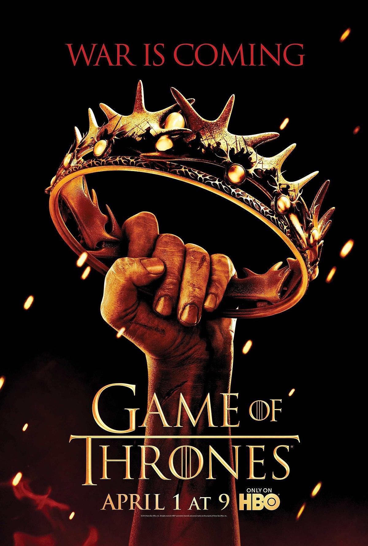 Игра престолов (2-й сезон)