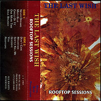 Обложка альбома The Last Wish «Rooftop Sessions» (1993)