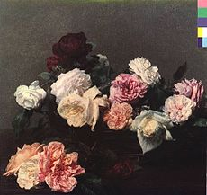 Обложка альбома New Order «Power, Corruption & Lies» (1983)