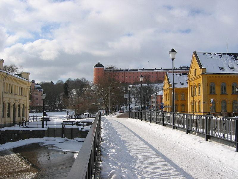 Уппсальский королевский замок