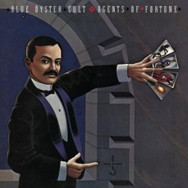 Обложка альбома Blue Öyster Cult «Agents of Fortune» (1976)