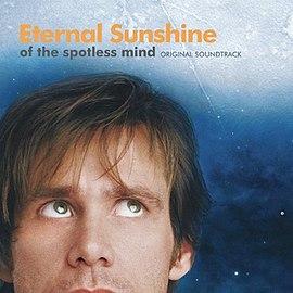 Обложка альбома к фильму «Вечное сияние чистого разума» «Eternal Sunshine of the Spotless Mind» ()