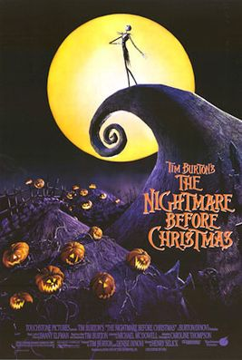 Nightmare Before Christmas poster.JPG