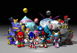 Sonic Adventure 2 Battle Скачать Игру - фото 4