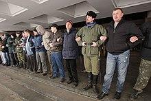 Крымский кризис — Википедия
