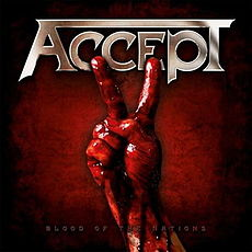 Обложка альбома «Blood of the Nations» (Accept, 2010)
