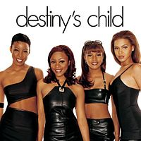 Обложка альбома Destiny's Child «Destiny's Child» (1998)