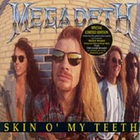 Обложка сингла «Skin o' My Teeth» (Megadeth, 1993)