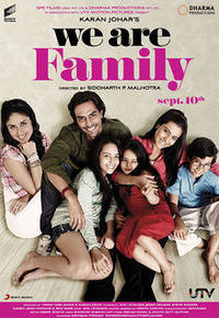 We Are Family (2010).jpg