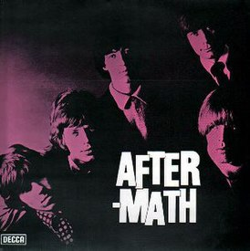 Обложка альбома The Rolling Stones «Aftermath» (1966)