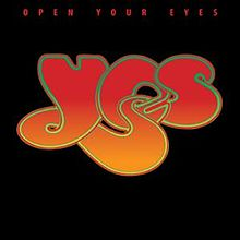 Обложка альбома Yes «Open Your Eyes» (1997)