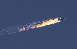 реакция турецкой прессы на сбитый самолет