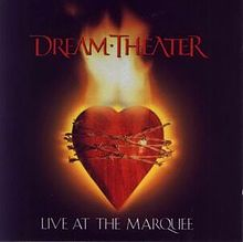 Обложка альбома Dream Theater «Live at the Marquee» (1993)
