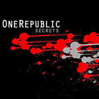 Обложка сингла «Secrets» (OneRepublic, 2009)