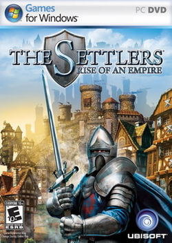 Обложка для The Settlers: Rise of an Empire