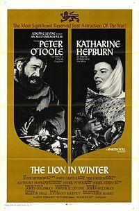 Фильм Лев зимой