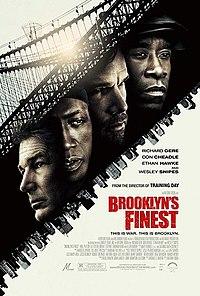 Содержание Фильма Бруклинские Полицейские