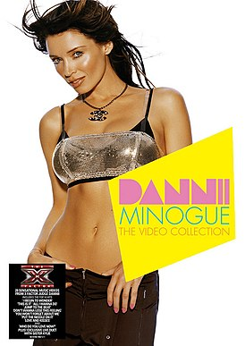 Обложка альбома Данни Миноуг «Dannii Minogue: The Video Collection» (2007)