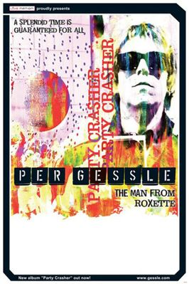 Per gessle party crasher tour 2009 poster.jpg