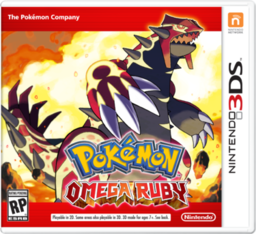 sapphire omega ruby alpha and Pokemon