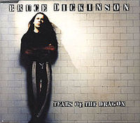 Обложка сингла «Tears of the Dragon» (Брюс Дикинсон, 1994)