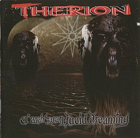 Обложка альбома Therion «A'arab Zaraq – Lucid Dreaming» (1997)