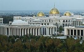 Дворцовый комплекс «Огузхан» — Википедия