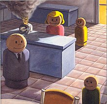Обложка альбома Sunny Day Real Estate «Diary» (1994)